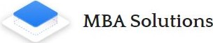 MBA Solutions