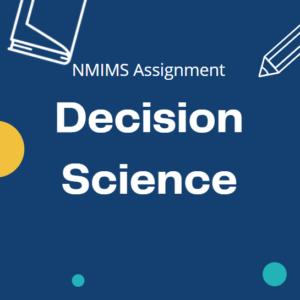 decision science